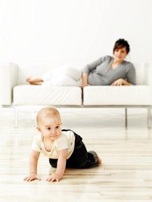 baby proofing home
