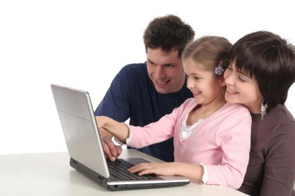 teaching internet safety to child